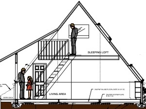 Pyramid House Building Plans House Plans